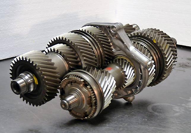 Mercedes Benz Getriebe